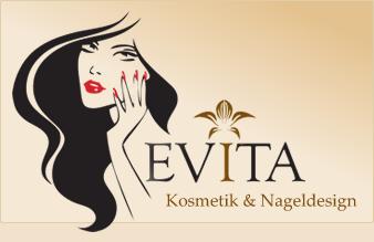 Kosmetiksalon logo  Studiobilder Kosmetik und Nagelstudio EVITA Göttingen